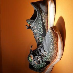 Nike free running distance